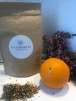 økologisk te blanding